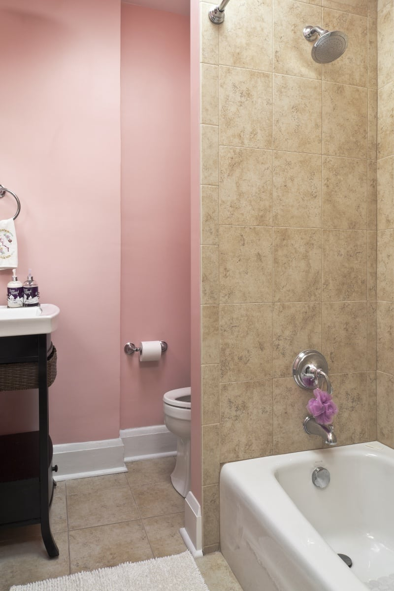 Ugly Bathroom Remodel Contest Completed