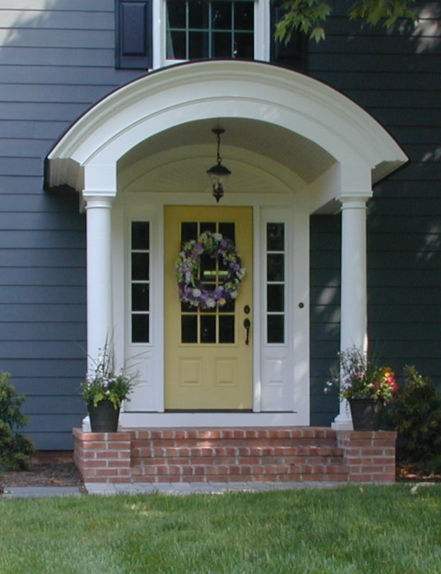 Front Entry Remodel Impact Your Home Owings Brothers