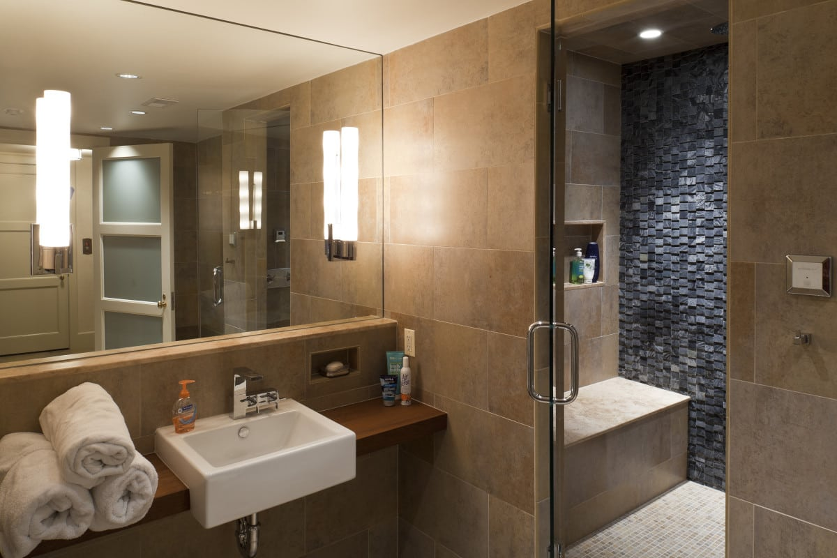 Home Spas  The Steam Shower Health Benefits  Owings