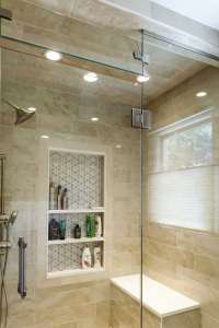 Steam Shower Ceiling Options | Taraba Home Review