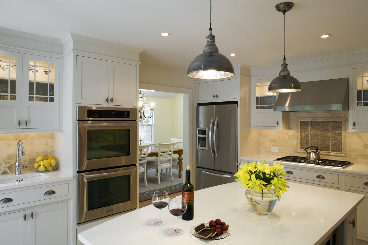 Gibson Island Kitchen and Bathroom Renovation  Owings