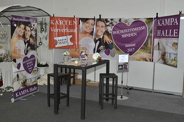 hochzeitsmesse2016gerryweber010  Hochzeit in OstwestfalenLippe  Das exklusive