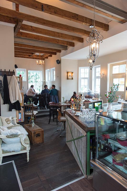 Caf Schlsschen Bielefeld  Eventlocation