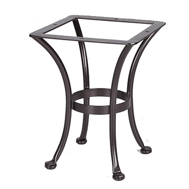 OW Lee Standard Iron Side Table Base