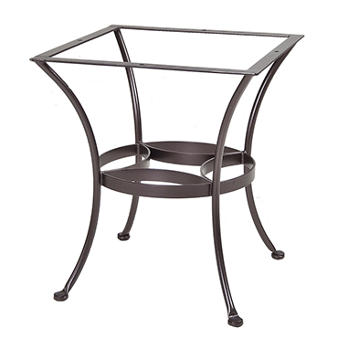 OW Lee Standard Iron Dining Table Base