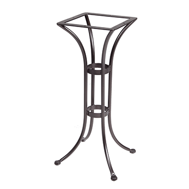 OW Lee Standard Iron Counter Table Base