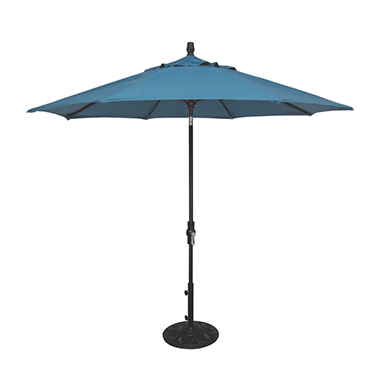 OW Lee Collar Tilt Market Umbrella