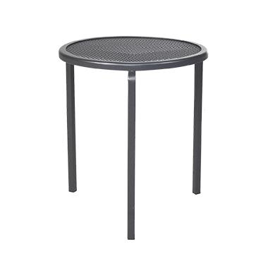OW Lee Pedestal Iron Stacking Table
