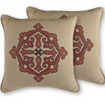 OW Lee Emblem Cordoba Throw Pillow