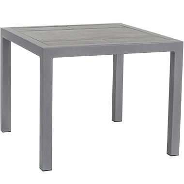 OW Lee Quadra Iron Side Table