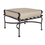 OW Lee Marquette Ottoman