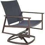 OW Lee Marin Flex Comfort Swivel Rocker Lounge Chair