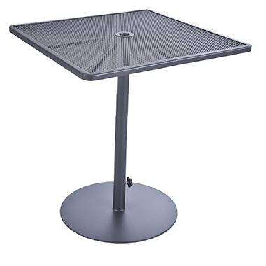 OW Lee Lennox Pedestal Bar Table