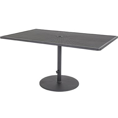 OW Lee Lennox Pedestal Dining Table