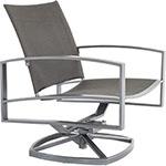 OW Lee Pacifica Flex Comfort Swivel Rocker Lounge Chair