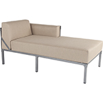 OW Lee Creighton Left Sectional Chaise