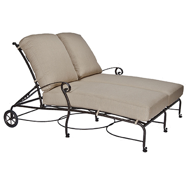 OW Lee San Cristobal Adjustable Double Chaise