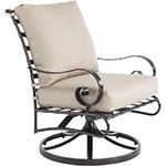 OW Lee Classico Mini Swivel Rocker Lounge Chair