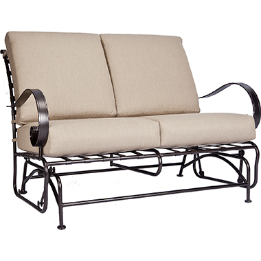 OW Lee Classico Love Seat Glider