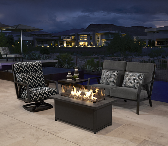 OW Lee Aris Luxury Outdoor Patio Furniture