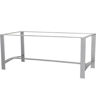 OW Lee Casual Iron Bases Occasional Table Base