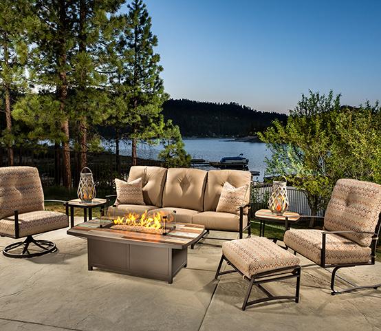 OW Lee Ridgewood Luxury Outdoor Patio Furniture