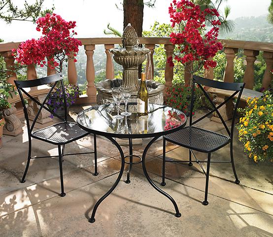 OW Lee Villa Chalet Luxury Outdoor Patio Furniture
