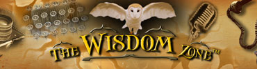 The Wisdom Zone Logo