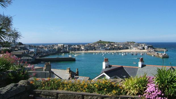 St Ives, Cornwall Summer 2014