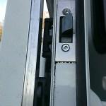 caravan door lock repair