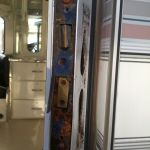 Rusty M5 lockcase