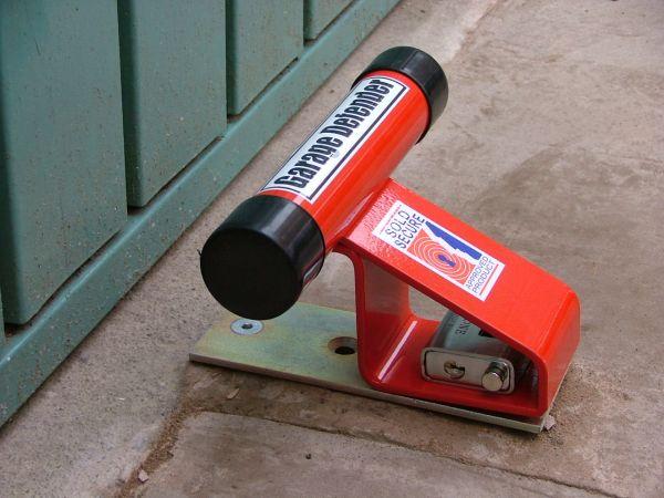 Garage Door Security Cornwall Uk