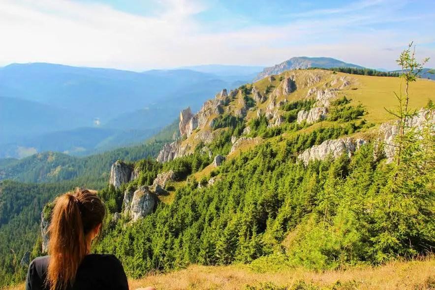 best mountain views europe