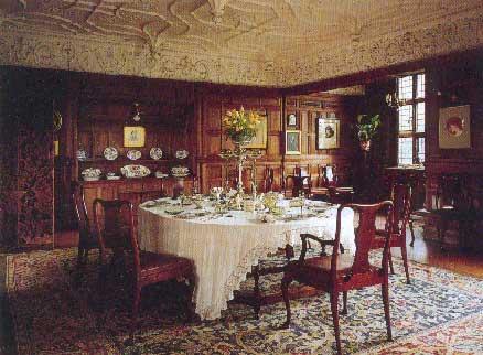 Wightwick Manor  Owlpen Manor  Tudor Manor House and