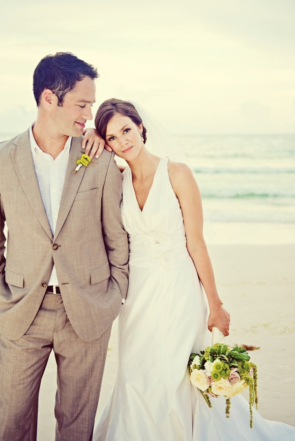 mens linen beach wedding attire  Wedding Ideas and