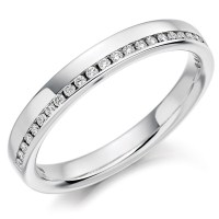 wedding rings white gold | Wedding Ideas and Wedding ...