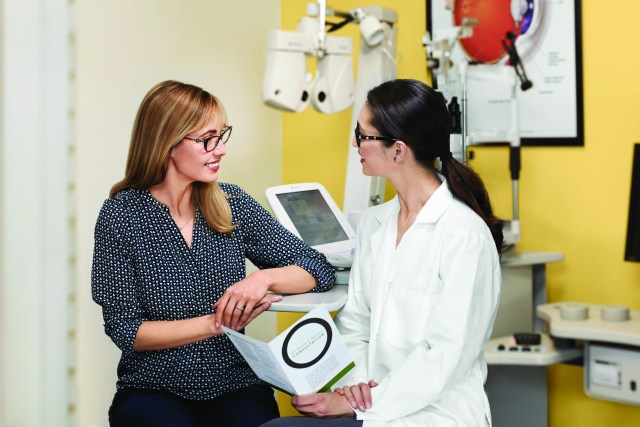 0ee0a6e9556 Patient experience makes Pearle Vision stand out in eyewear industry