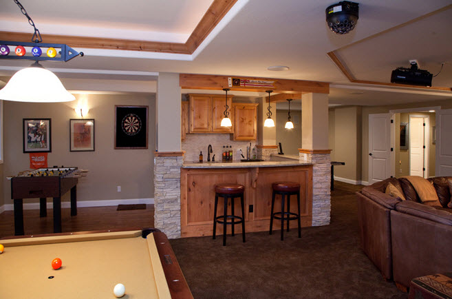 Affordable Basement Remodeling