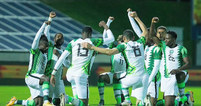 The Names Of Players In Super Eagles 26 Man List Of Players For AFCON 2022  Qualifiers - OwnGoal Nigeria