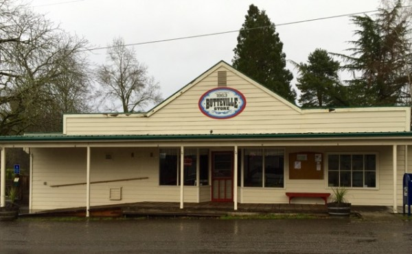 Oregon's longest operating store is closed for the season, which we knew before we headed out, but wanted to see it anyway.
