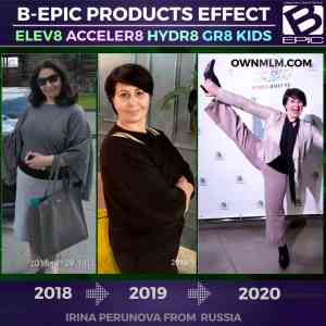 b epic elev8 weight loss effect