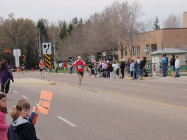 Woody's Red Deer Marathon