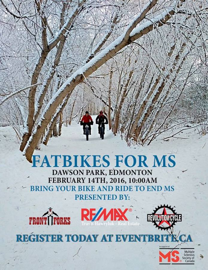 FATBIKES FOR MS!