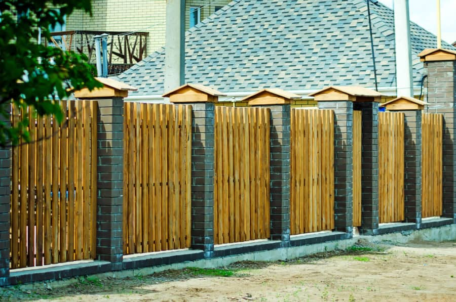 21 best wood fence