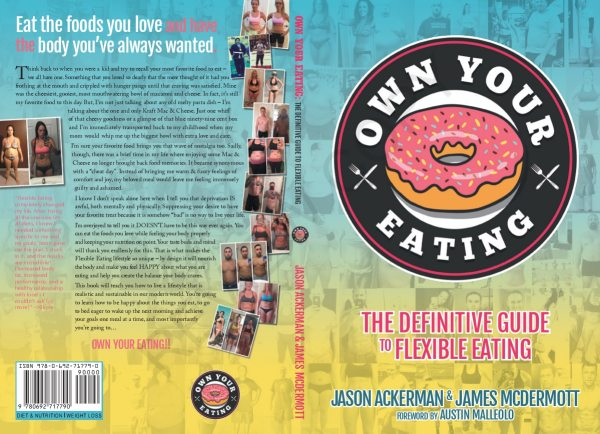 Own Your Eating - The Definitive Guide to Flexible Eating (Book)