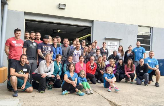 CrossFit Kids Seminar at CrossFit Petworth in DC