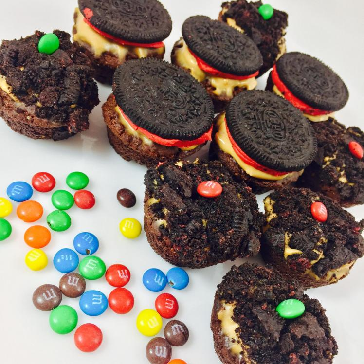 Munchkins with M&Ms