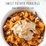 Sweet Potato Porridge