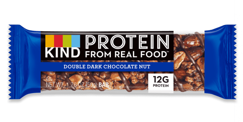 kind protein snack bar