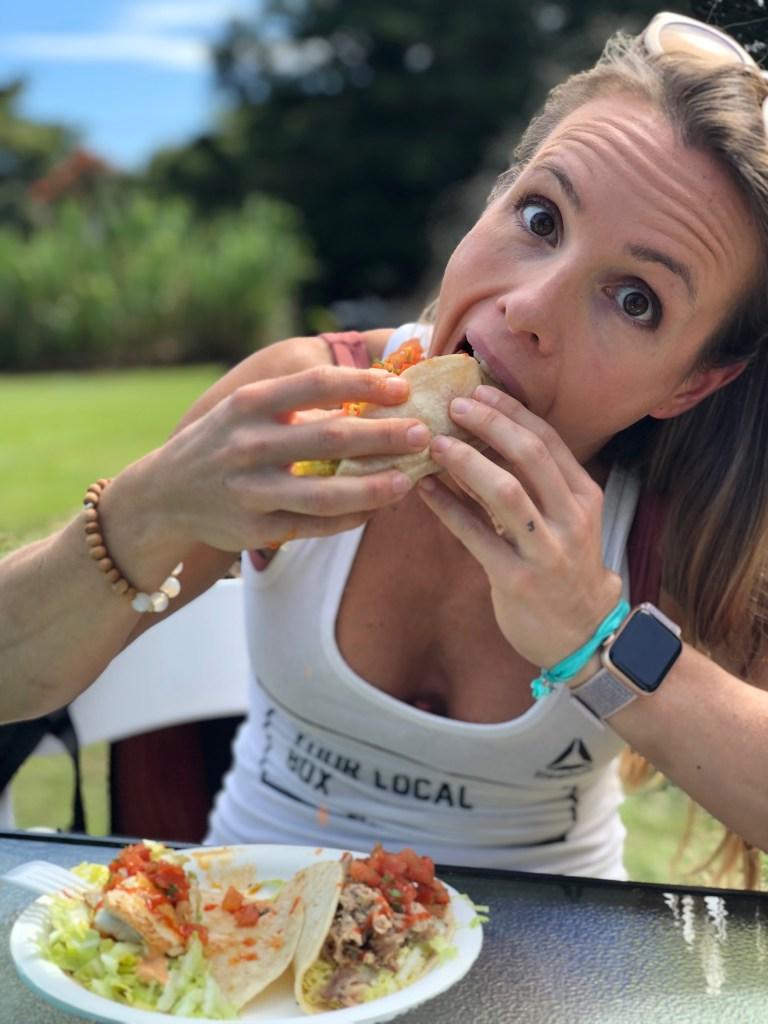 Kauai Food Truck Tacos
